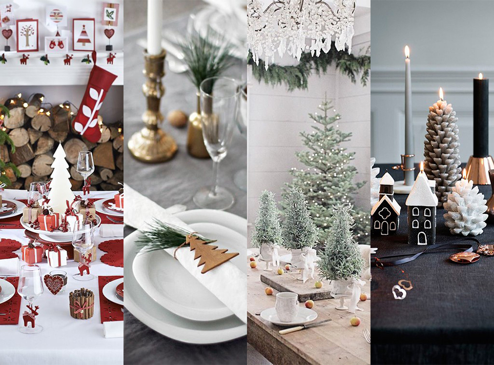 Christmas 2019 Trends.2019 Lux Christmas 2019 Christmas Decoration Trends