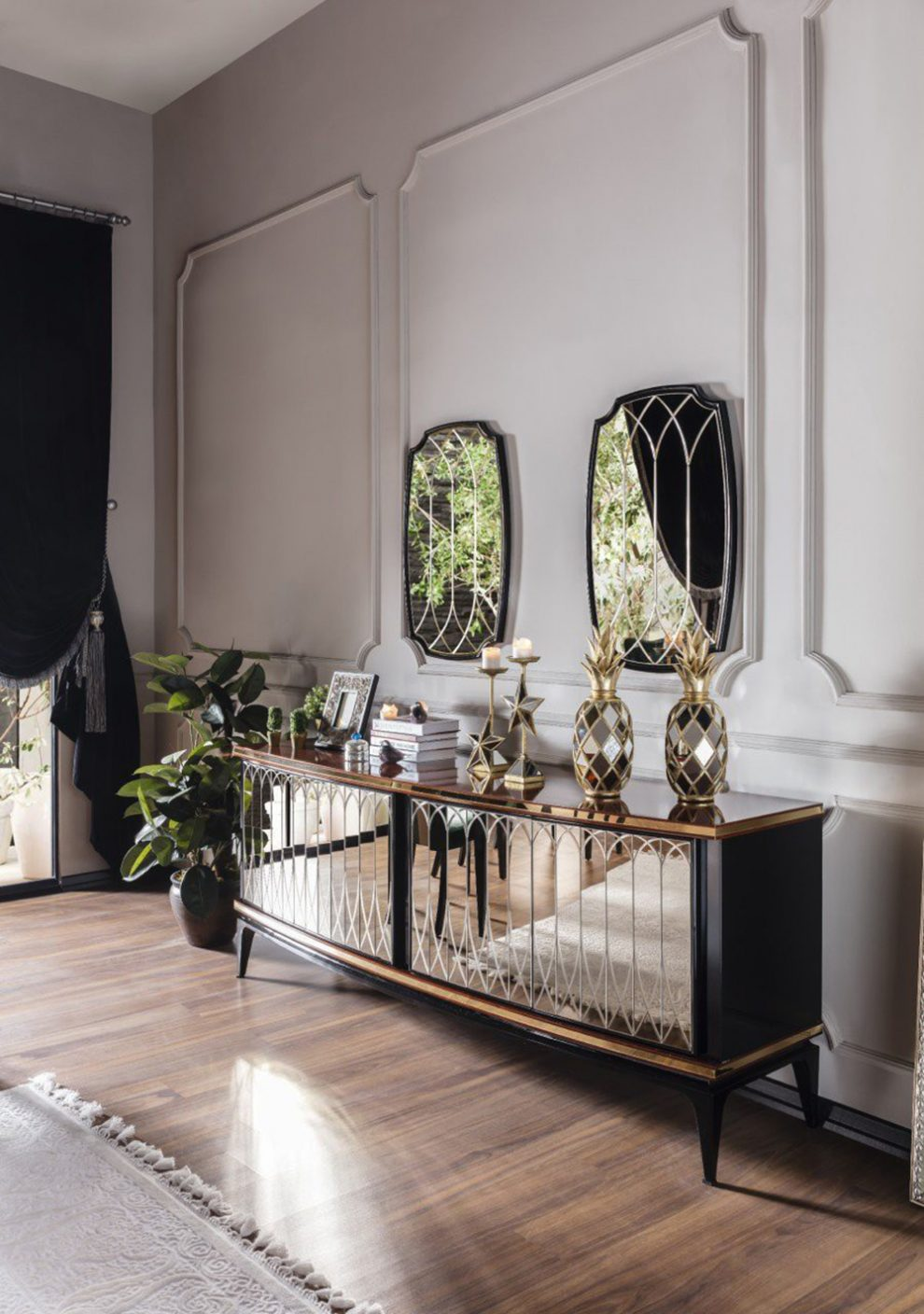 Lux Home 2019 10 Best Dining Room Mirror Decoration Ideas