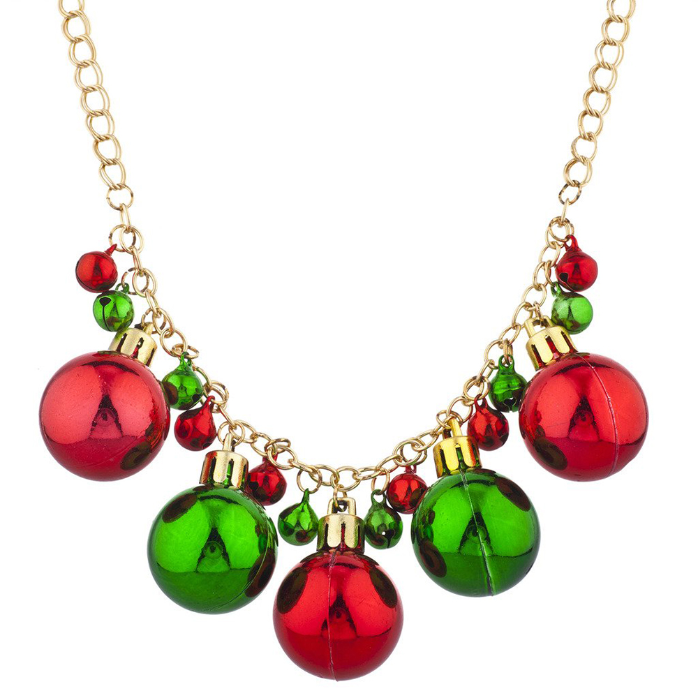 Christmas-necklace